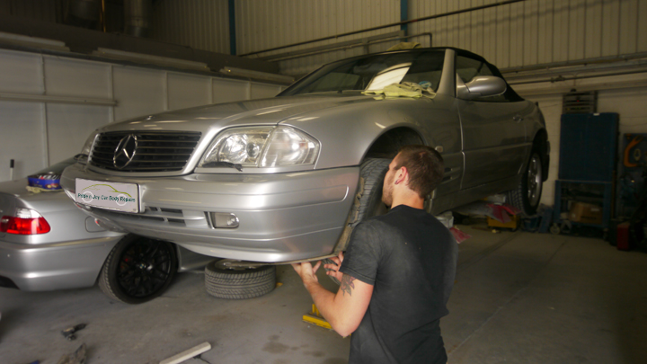 car body repairs Middlesbrough